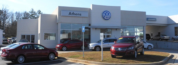 Leading Athens Georgia Volkswagen Dealer Reports Vw Up By