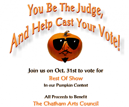 Pittsboro Roadhouse & General Store Pumpkin Contest Deadline October 24 2012
