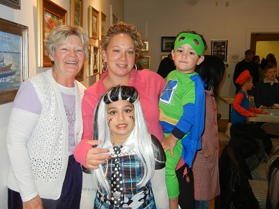 Join the family fun at the Middletown Arts Center's Zany Zombie Bash!