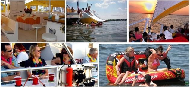Big D Cats Boat Rental near Dallas TX