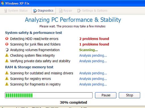 Windows XP Fix