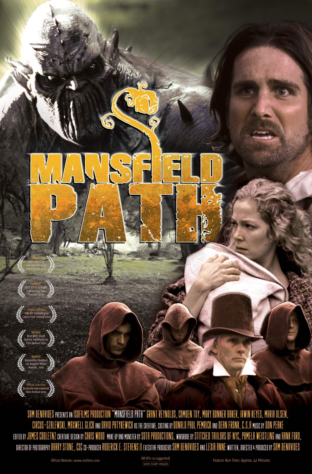 """Mansfield Path"" currently on Broadcast Television, & Itunes"