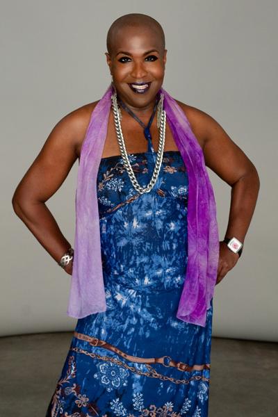 Ebony transgender