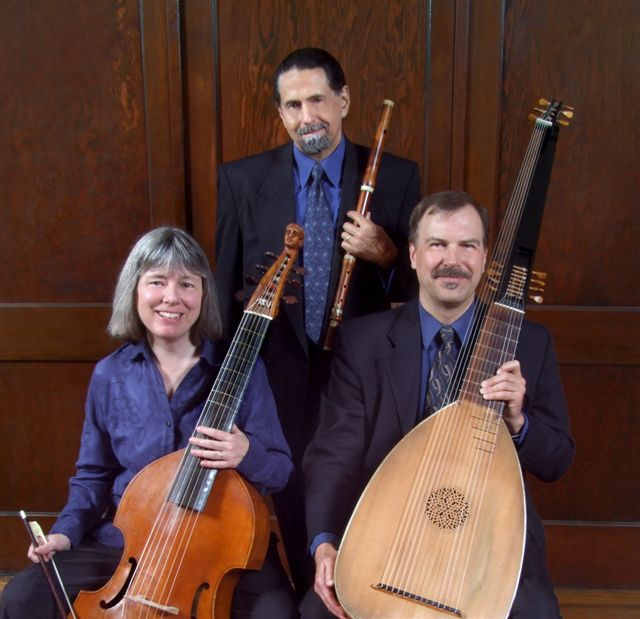 Ensemble Chaconne: Peter H Bloom, Carol Lewis, Olav Chris Henriksen