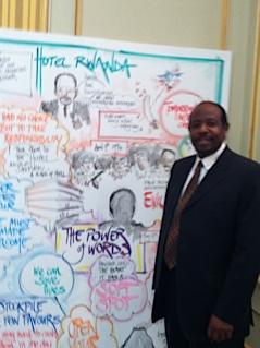 HRRF's Paul Rusesabagina