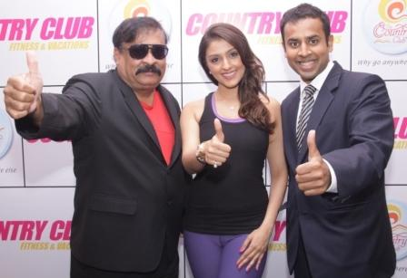 CCIL Chairman Mr Y Rajeev Reddy, Aarti Chhabria an