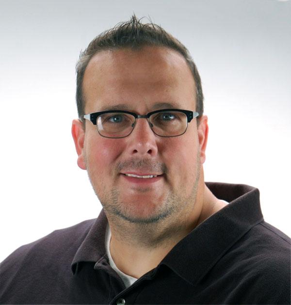 Steve Garrett, Design Engineering Inc. (DEI) Media Coordinator/Art Director
