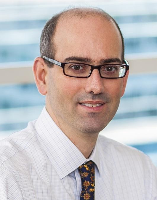 Benjamin Hein, PRS Investment Advisory President