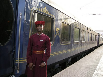 Deccan Odyssey Luxury Train,India