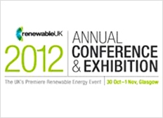 SGS at RenewableUK 2012 Conference in Glasgow