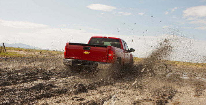 Chevy Silverado Wray Colorado