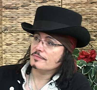 Adam Ant on PROFILES