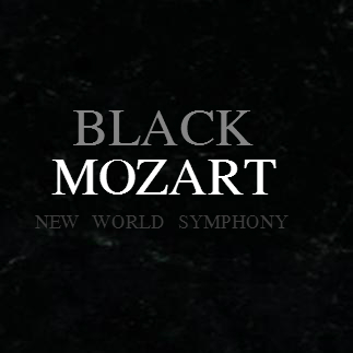 BLACK MOZART Album Cover Front