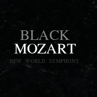 BLACK MOZART Album Cover Front