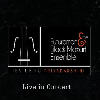 Black Mozart Ensemble Live Album Cover
