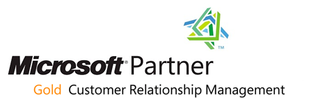 Microsoft Gold Customer Relationship Management Competency Partner