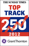 Opus Energy celebrates Top Track 2012