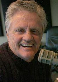 Veteran radio personality Gary Burbank