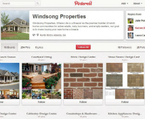 Windsong Properties Pinterest