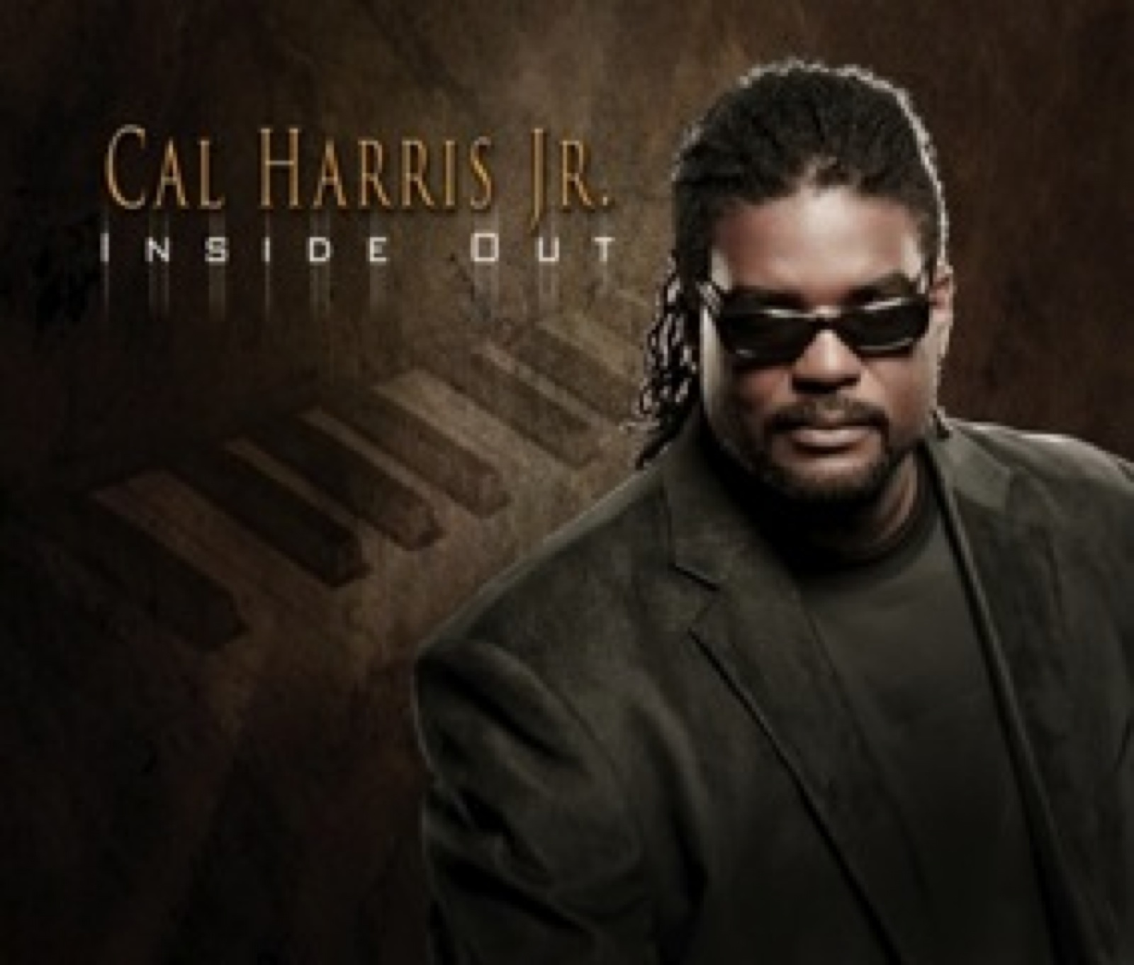 Inside Out by Cal Harris Jr. Debut CD