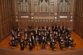 Discovery Ensemble in Jordan Hall