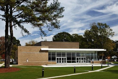 Barton College Studio Theatre