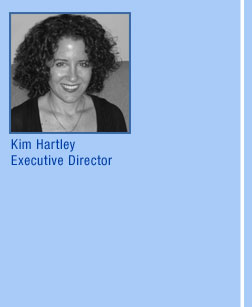 Director, Kim Hartley