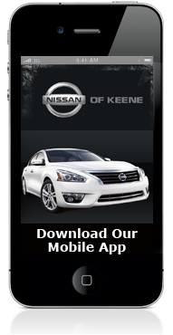 Nissan of Keene Mobile App