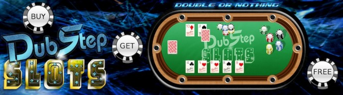 Dubstep Slots & Poker Game - Source Code & Project (iPhone, iPod, iPad)