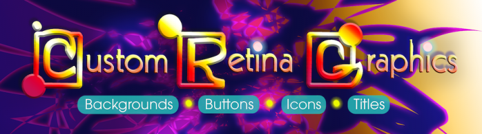 Order Custom Retina Graphics (only $59.99 to $199.99)