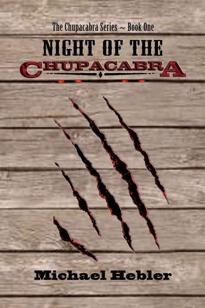 Night of the Chupacabra front cover