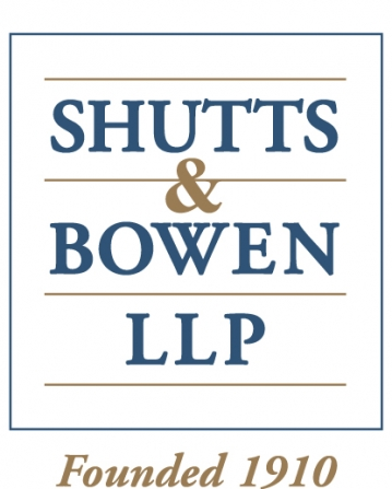 Shutts & Bowen has many 20-year employees, and two who have served 40 years