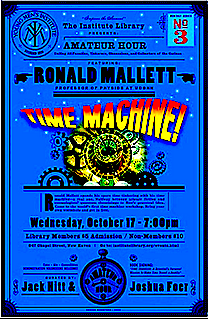 Amateur Hour Ronald Mallett Poster