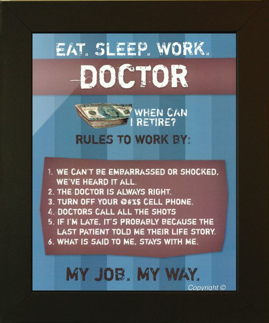 DOCTOR OFFICE HUMOR