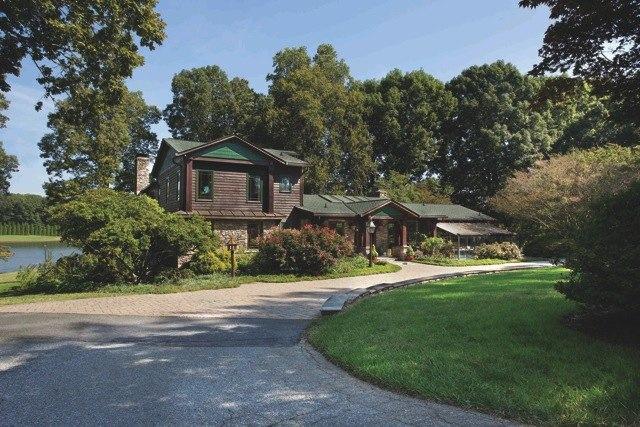 Southern Cs Main House