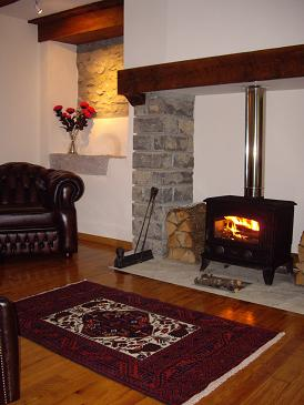 Enjoy a cosy stay at L'Ancienne Poste this autumn