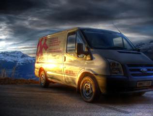 IMAGE Rental Van