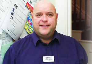 Stephen Regent, Care UK.