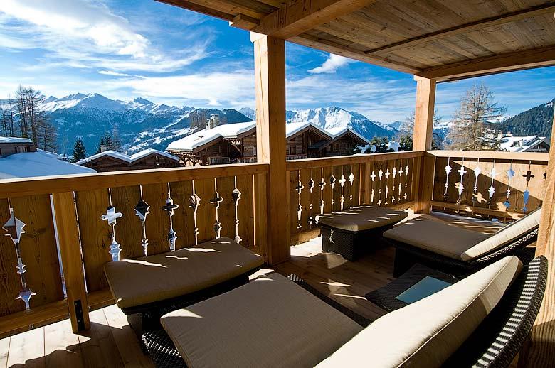 La Vallée Blanche, Verbier, Switzerland