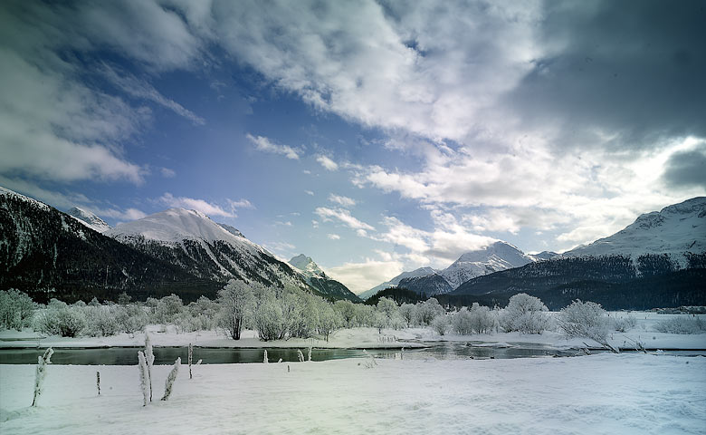 Chesa Wazzau, Engadine, Switzerland