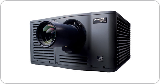 Christie Solaria CP2210 Digital Cinema Projector