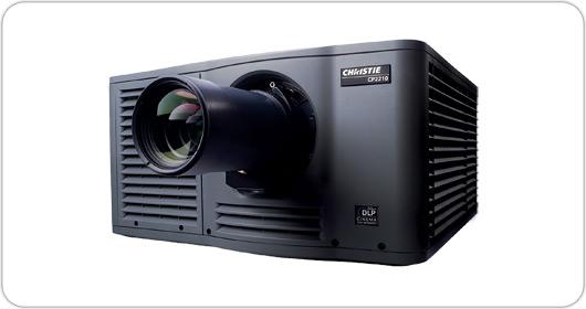 Christie Solaria CP2210 Digital Cinema Projector