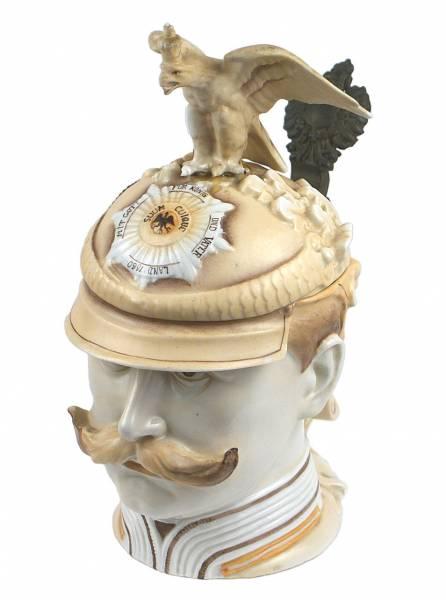 Kaiser Wilhelm II character stein