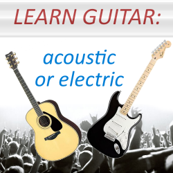 is electric guitar easier than acoustic guitar to learn soundsliveshop prlog. Black Bedroom Furniture Sets. Home Design Ideas