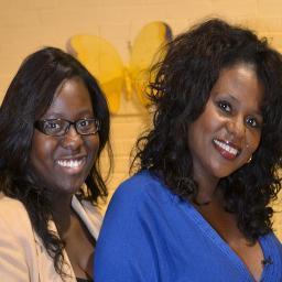 La'Mayah and Sumayah Hodges