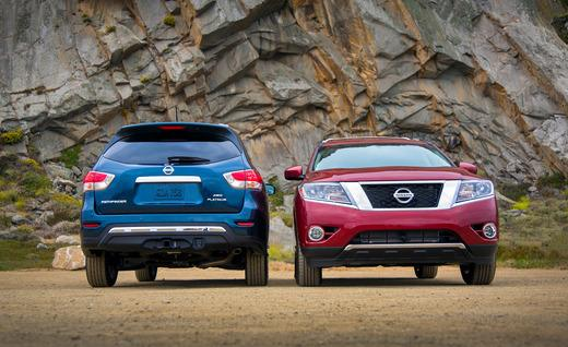 2013 Nissan Pathfinder coming to Atlanta