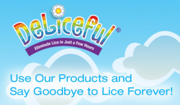 Use DeLiceful products and say goodbye to head lice forever!
