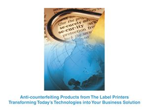 The Label Printers