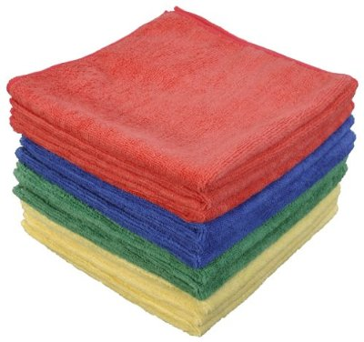 Four of Eurow's color select towels