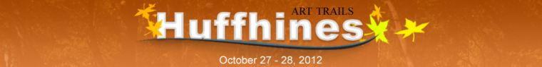logo for huffhines 2012